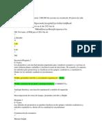 Quiz Finanzas Corporativas