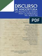 Discurso de Angostura - Un proyecto de patria - Ensayos.pdf
