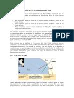 Convención de Derecho Del Mar