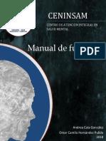 Manual de Funciones Centro de Atención Integral en Salud Mental