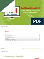 Excel Tabela Dinâmica - Voitto