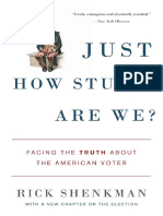 Just How Stupis Are we.pdf