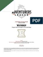 925821-Adventurers League Content Catalogue v8.08