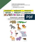 Guía de Estudio Ciencias Naturales
