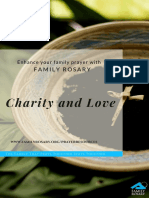 charity and love