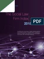 TheSocialLawFirmIndex 2018 UPDATED