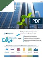 Certificación Edge