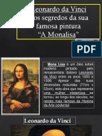 Monalisa Atividade Slide