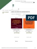 Derecho Administrativo - Derecho - Colecciones1