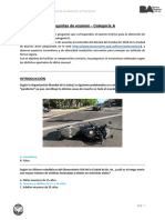 Todas las preguntas para sacar la nueva licencia de conducir en Buenos Aires