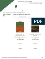 Derecho Administrativo - Derecho - Libros Facultades5