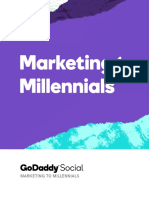 GoDaddy's Marketing to Millennials eBook