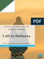 calltoholiness