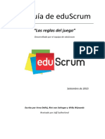 The EduScrum Guide ES Versie 1.2