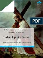 take up a cross