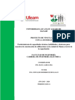 Informe 1 Vinculacion Grupo 4