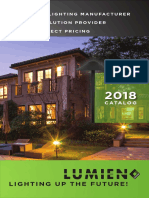 Lumien Lighting Catalog 2018