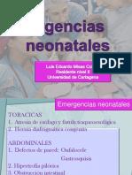 Emergencias Neonatales Lemc