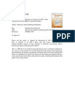 Journal of Trace Elements in Medicine and Biology Volume 28 Issue 4 2014 [Doi 10.1016_j.jtemb.2014.08.007] Adriani, Merryana; Wirjatmadi, Bambang -- The Effect of Adding Zinc to Vitamin a on IGF-1,