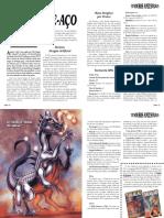 Chefe de Fase - Dragão-De-Aço (TRPG-3D&T)