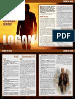 Chefe de Fase - Logan (TRPG-3D&T-M&M)