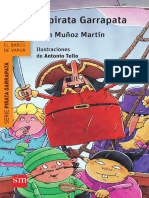 libro el pirata garrapata