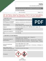 FISPQ Weber Rejuntamento Flexivel Quartzolit REV05 VS00