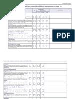 HSI Small Checklist