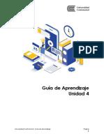 Guía de Aprendizaje Unidad 4 - Inteligencia de Mercados
