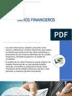 RATIO FINANCIEROS