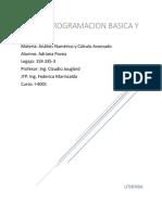TP1 Analisis Numérico Povea