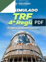 Simulado TRF4 2019