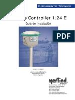 Stratus Controller 1.24 Guía de Instalación Español
