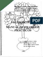 Fruticultura - Unca 2002- Trabajos Prácticos
