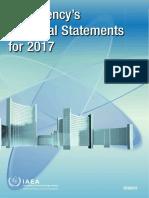 IAEA 2017 Financial Report