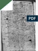 Libreta Manuscrita Carrera