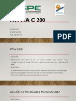 AWWA C200