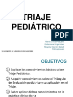 triaje pediatrico
