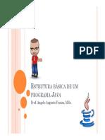 Estrutura Basica de Um Programa Java
