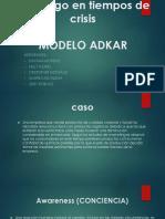 Modelo Adkar