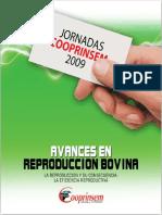 01 Jornada Cooprinsem 2009 Avances en Reproduccion Bovina (1)