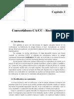 Convert Id Ores CA-CC - Rectificadores