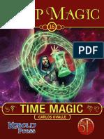 Deep Magic 16 Time Magic