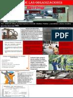 TEORIA  DE LAS ORGANIZACIONES aplicadas a industrias spring.pptx