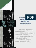 Uma reflexão extraordinária - Facundo Cabral