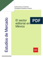 El Sector Editorial en Mexico 2010