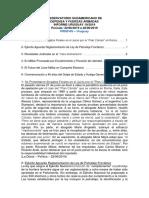 Informe Uruguay 19-2019