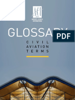 Glossary of Civil Aviation Terms