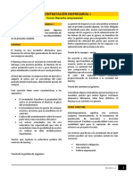 Lectura - La Contratación Empresarial I