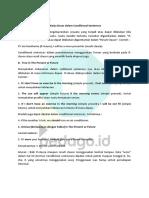 Conditional Sentences Pedago